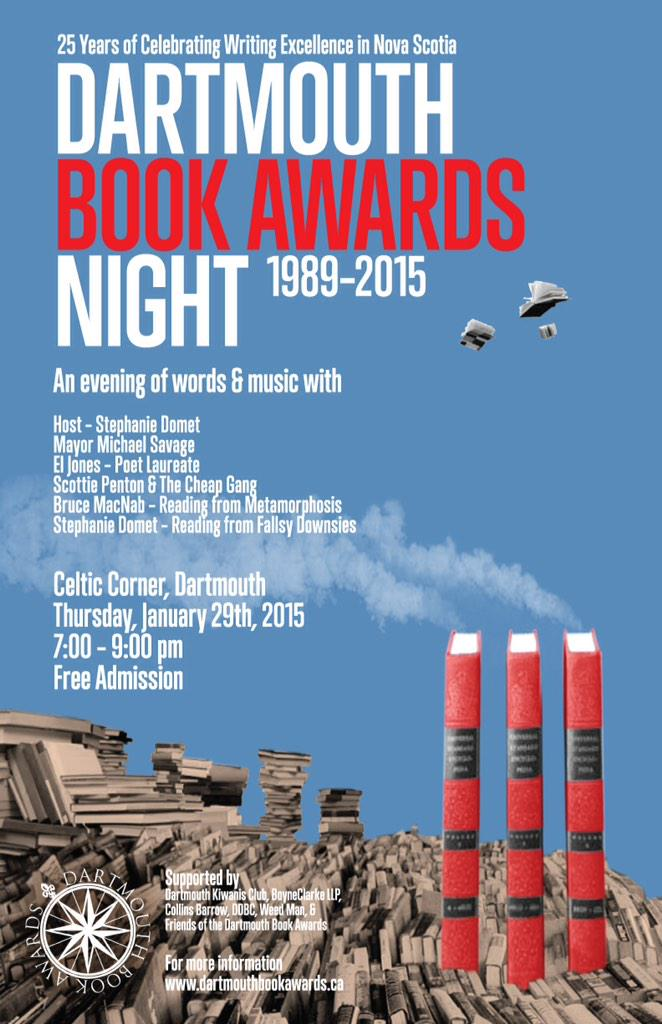 Book Awards celebration