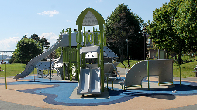 The Best Playgrounds In Halifax