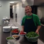 Community Chef Andru Branch