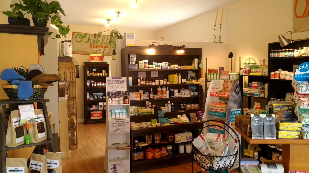 Inside dartmouth's Ohealthy Market