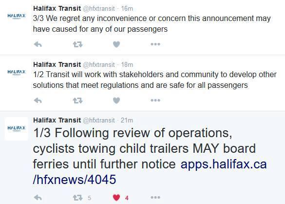 transit buggy tweet
